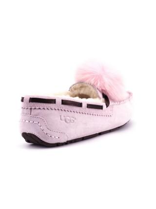 Женские Мокасины Dacota Pom-Pom - Розовые