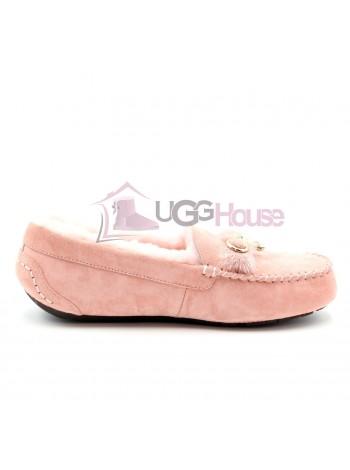 Женские Мокасины UGG Dakota Peare - Pink