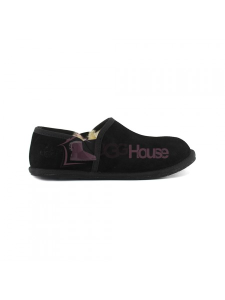 Мужские UGG Slippers Scuff Romeo II - Black