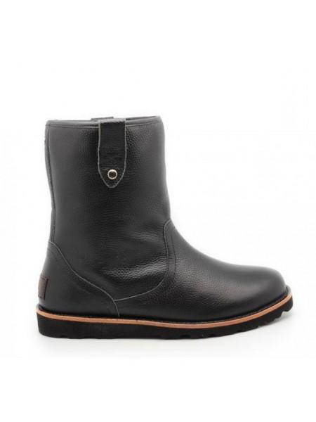 Мужские ботинки UGG Men's Stoneman TL - Black