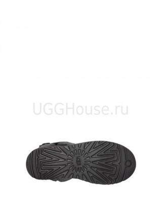 UGG Australia Shaina Grey Вязаные угги Шайна серые