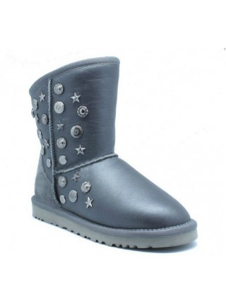 UGG Starlit Grey Metallic