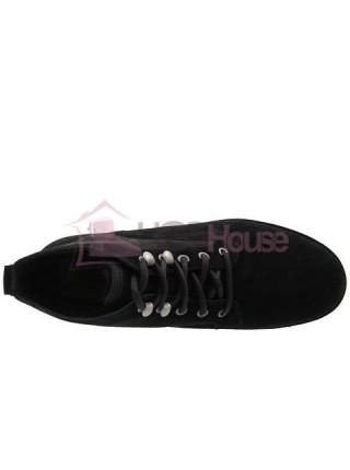 UGG Mens Bethany Black Мужские ботинки угги на шнурках черные