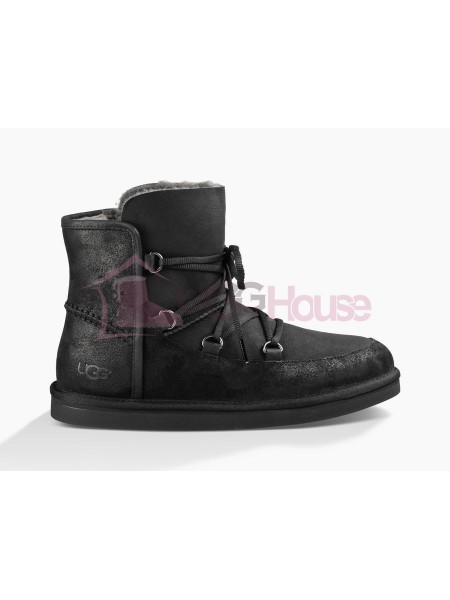 UGG Australia Men's Levy Black