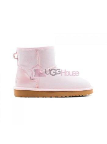 UGG Mini Metallic II Seashell Pink