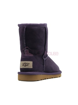 UGG Classic Short Kids Purple