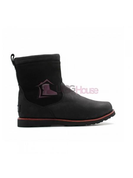 Мужские ботинки UGG Hendren TL Boot Black
