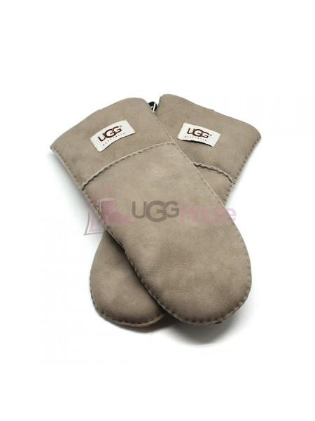 Женские варежки UGG Suede Cappucinno - 1024