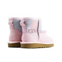 UGG Mini Sparkle Boot - Seashell Pink