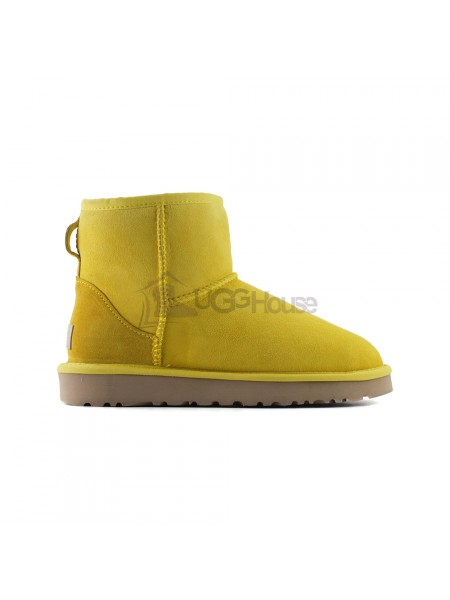 UGG Australia Classic Mini II Yellow