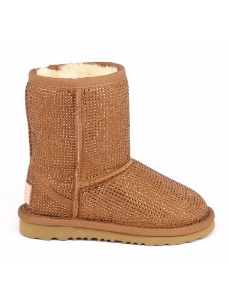 UGG Serein Kids Chestnut