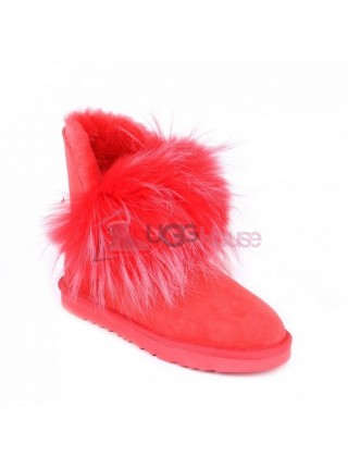 Ugg Fox Gen Red