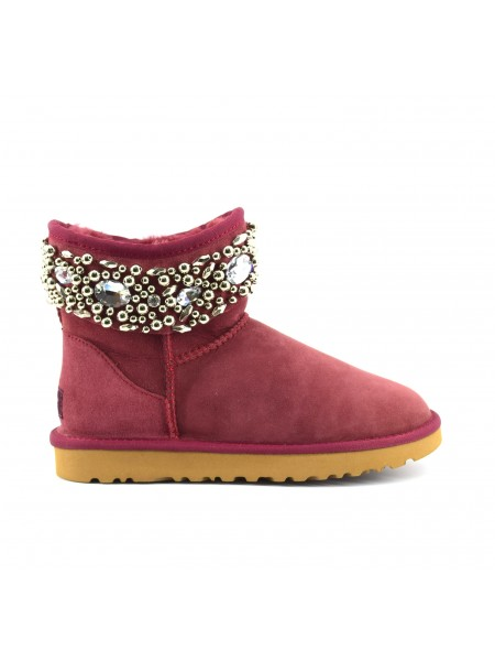 UGG Jewelled Port