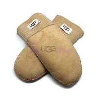 Женские варежки UGG Suede Sand - 1021