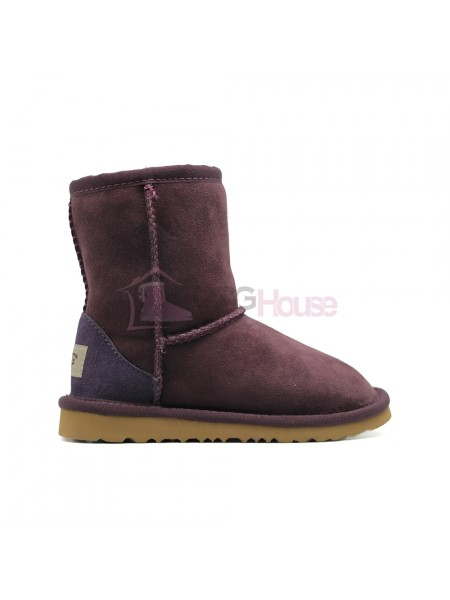 UGG Classic Short Kids Port