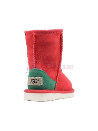 UGG Kids Угги Детские классические - Красные