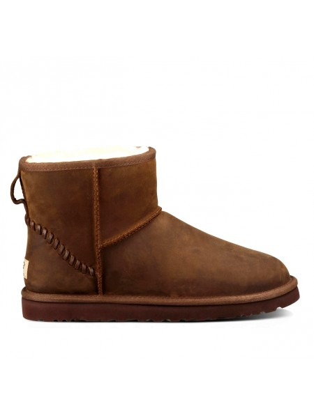 UGG Men's Mini Deco - Chocolate