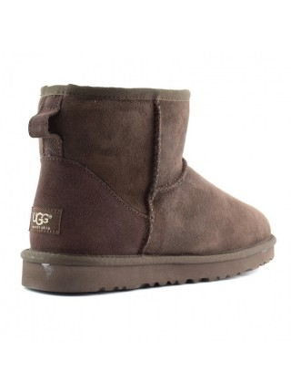 UGG Australia Classic Mini Chocolate