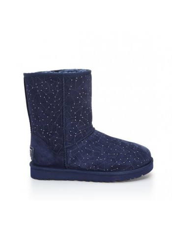 Детские угги UGG Kids Constellation Navy