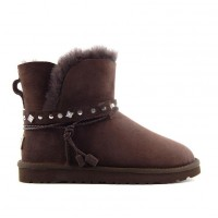 Угги Мини UGG Renn Chocolate