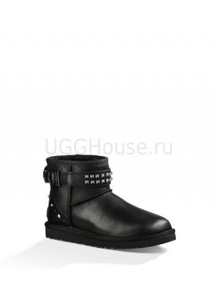 UGG Neva Deco Studs Black