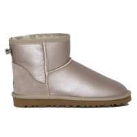 UGG Mini Metallic Gold Rose
